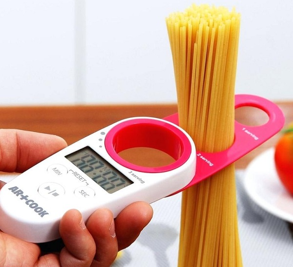 AR+ Cook Pasta Timer and Measuring Tool