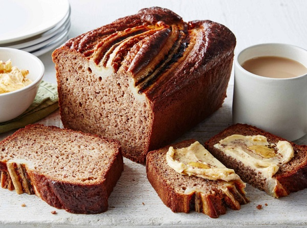Chai-spiced Banana Bread