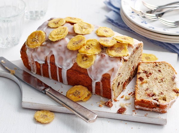 'Nothing Wasted' Banana Bread