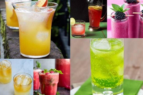 Ten Recipes for Cooler Drinks That Will Leave You Feeling Chilled
