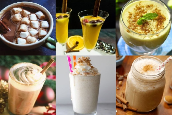Ten Recipes for Drinks Made With Cinnamon You Need to Make
