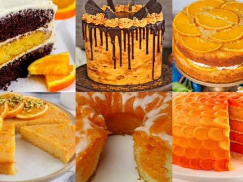 Ten Ways to Make an Orange Cake You Might Want to Try