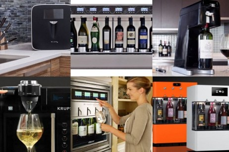 Ten of the Very Best Wine Dispensers You Can Have at Home
