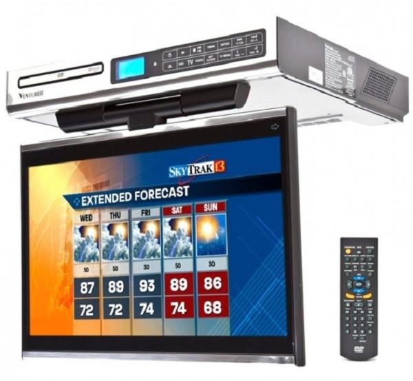 Venturer Fold Away DVD and TV Combo Player