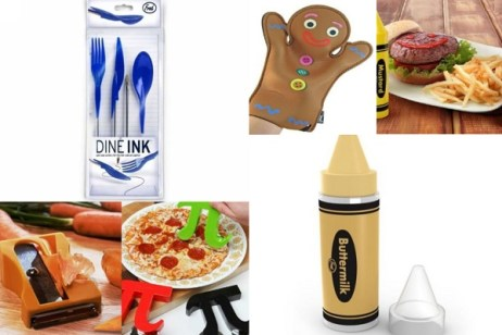Ten Fun Kitchen Gadgets That Will Remind You of Being at School