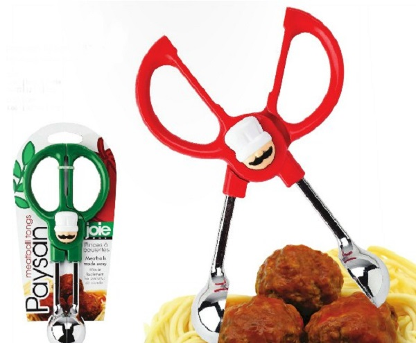 Paysan Meatball Tongs