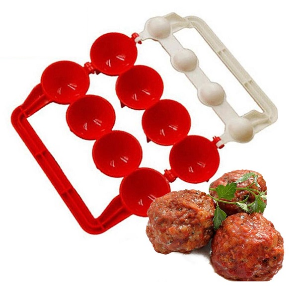 Creative Plastic Meatball Maker