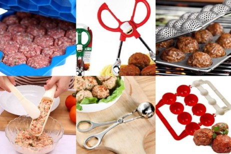 Ten Gadgets and Tools That Make Meatballs Quicker and Easier