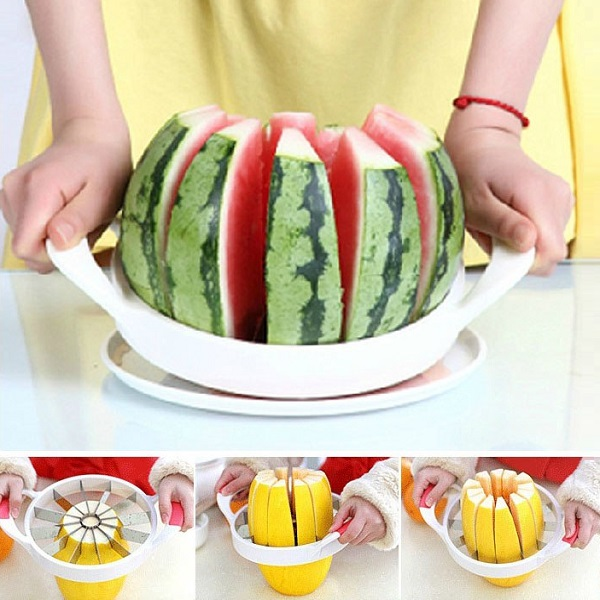 Watermelon Slicer and Core Remover