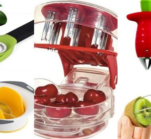 Ten Kitchen Gadgets That Remove Seeds, Cores and Stones From Food