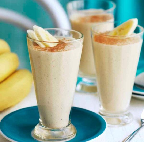 Banana and Cinnamon Smoothie