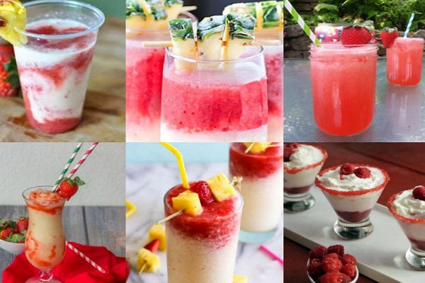 Ten Recipes for Lava Drinks That Would Even Cool Down a Volcano