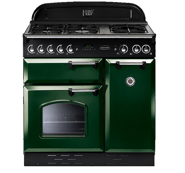 Co-op Electrical Gas Fuel AGA Cooker