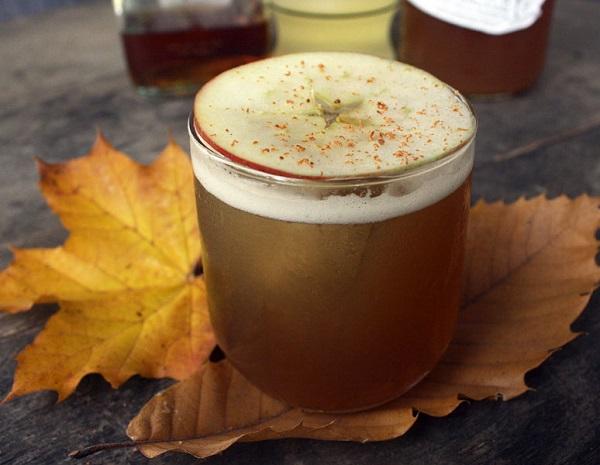 Autumn Star Cocktail