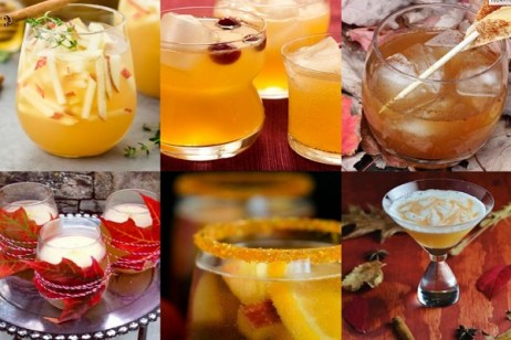 Ten of the Very Best Autumn Cocktail Recipes for Your Next Party