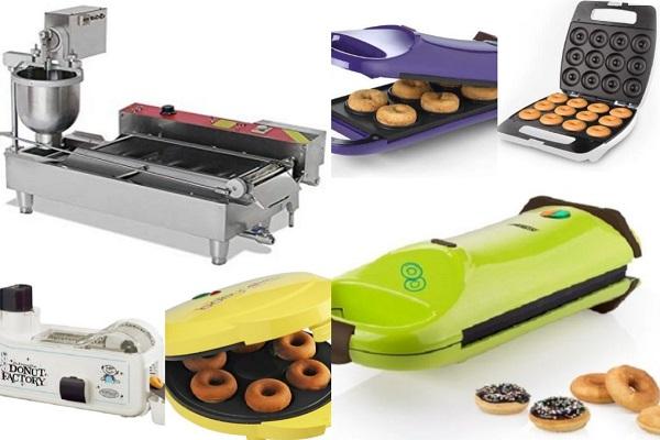 Ten of the Very Best Doughnut Makers Your Money Can Buy