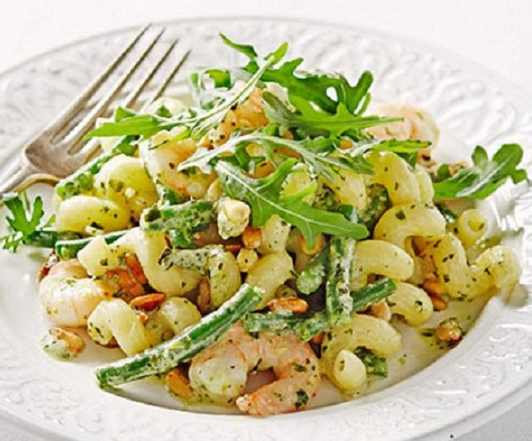 Pesto & Prawn Pasta Salad