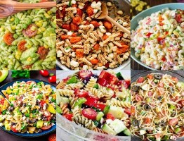 Ten of the Very Best Pasta Salad Recipes You Should Try