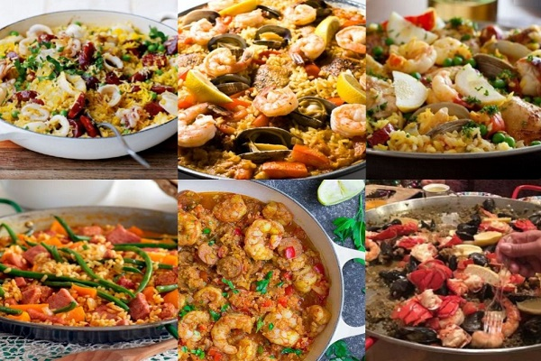 Ten of the Very Best Recipes for Paella Your Spanish Night Needs