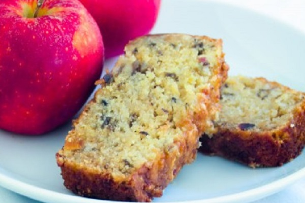 Apple Caraway Bread