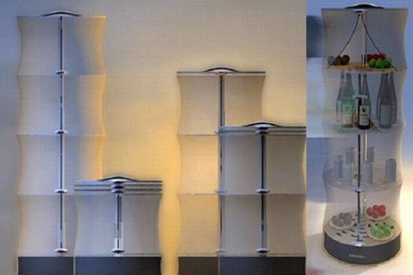 Electrolux Soft Refrigerator by Andrew Liszewski