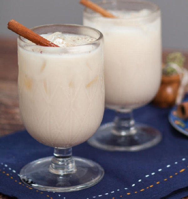 Rum-infused Horchata