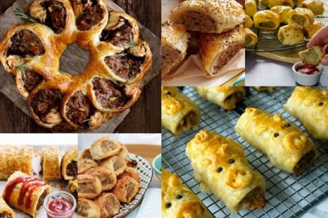 Ten Recipes for Sausage Rolls That Are All Better Than Shop Brought Products