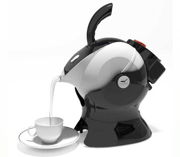 Uccello Kettle Tipper