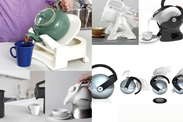 Ten Tipping Kettles That Make Pouring Hot Water Safer And Easier