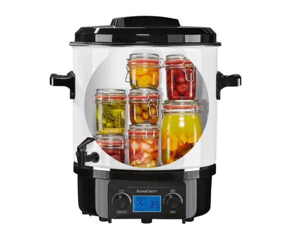 Silvercrest Electric Fruit Preserver & Jam Maker