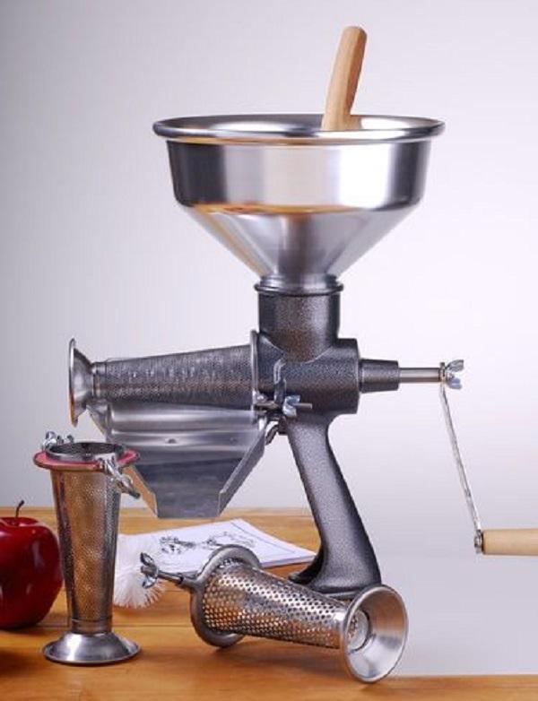 Press Sauce, Jams and Jellies Maker