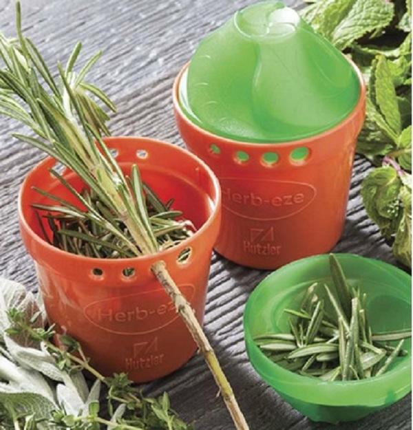 Hutzler Herb-eze Greens and Herb Stripper Pot