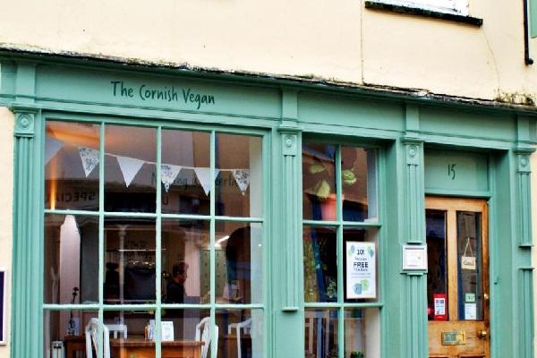 The Cornish Vegan