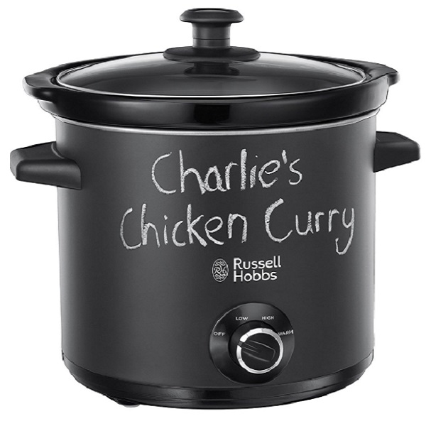 Russell Hobbs Chalk Board Slow Cooker