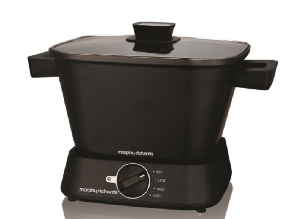 Morphy Richards Compact Square Slow Cooker
