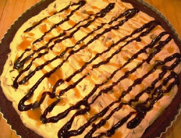 Kit-Kat Cheesecake