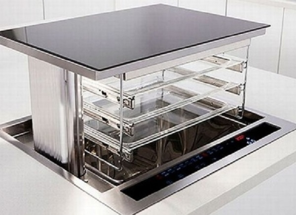 C5100 Luxury Lift Oven