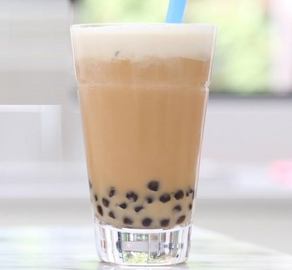 Sea Salt Cream Top Bubble Tea