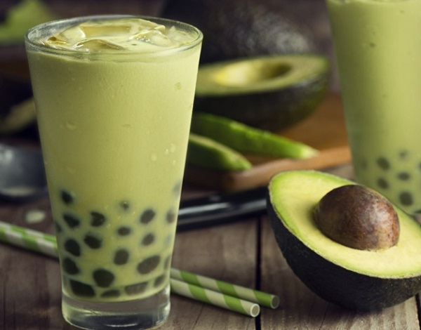 Avocado Bubble Tea
