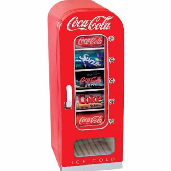 Mini Drinks Can Vending Machine