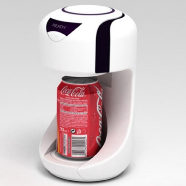 Soda Can Decontaminator