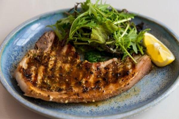 Portuguese Pork Chops
