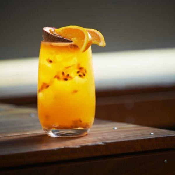 Tropical Thunder Mocktail
