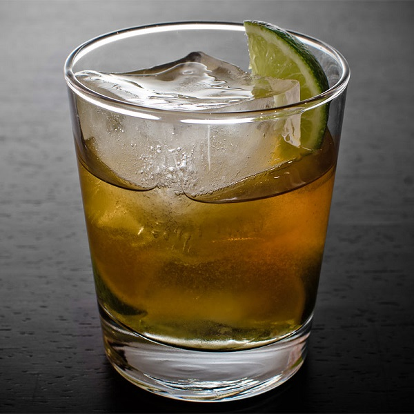 The Perfect Storm Cocktail