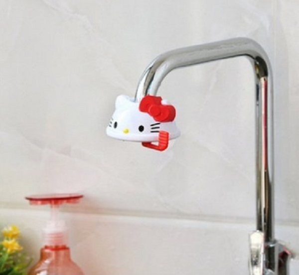 Hello kitty Adjustable Tap Faucet