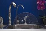 Splash Paddy Sink Guard