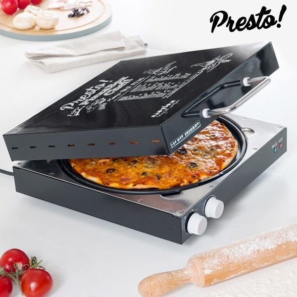 "Presto Electric Appetitissime 12"" Electric Pizza Oven"