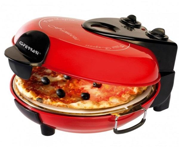 """G3Ferrari 12"""" Electric Pizza Oven"""