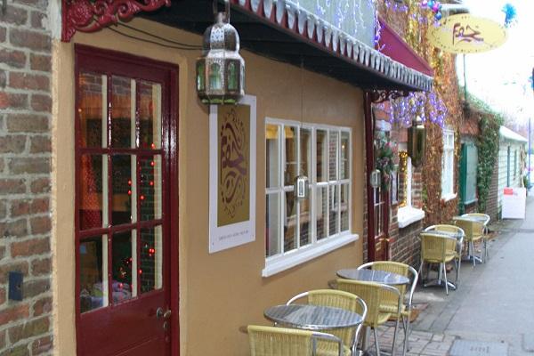 Fez Restaurant, Chapel St, Petersfield