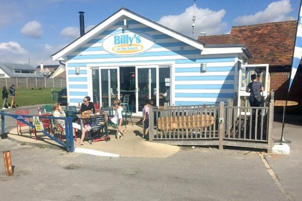 Billy's On The Beach, Bracklesham Bay, Chichester